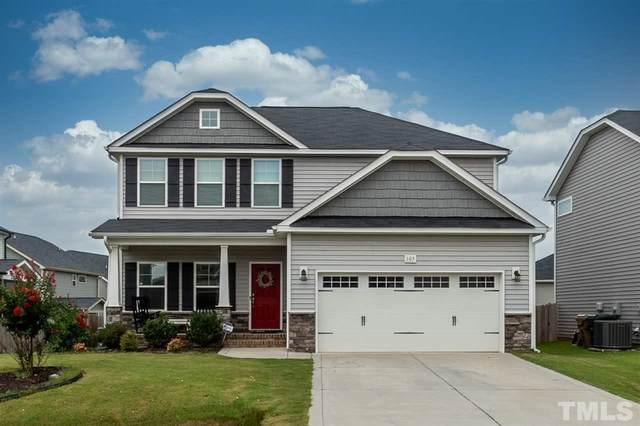 105 Lanier Place, Clayton, NC 27527 (#2333688) :: Dogwood Properties