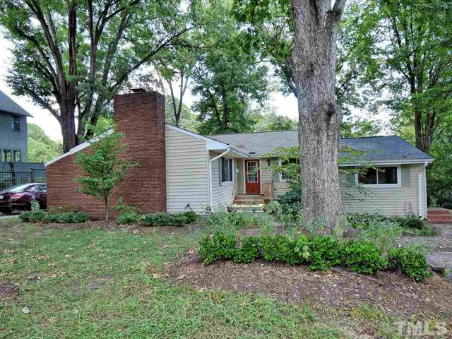 626 Daniels Street, Raleigh, NC 27605 (#2333700) :: Triangle Just Listed