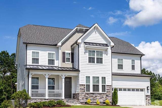 117 Tayberry Court Homesite 58, Holly Springs, NC 27540 (#2333709) :: The Beth Hines Team