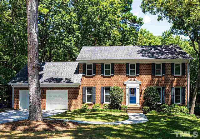 8408 Stonegate Drive, Raleigh, NC 27615 (#2333720) :: RE/MAX Real Estate Service