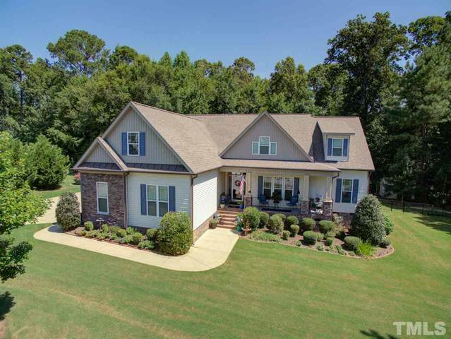 199 Hillgrove Drive, Willow Spring(s), NC 27592 (#2333731) :: Raleigh Cary Realty