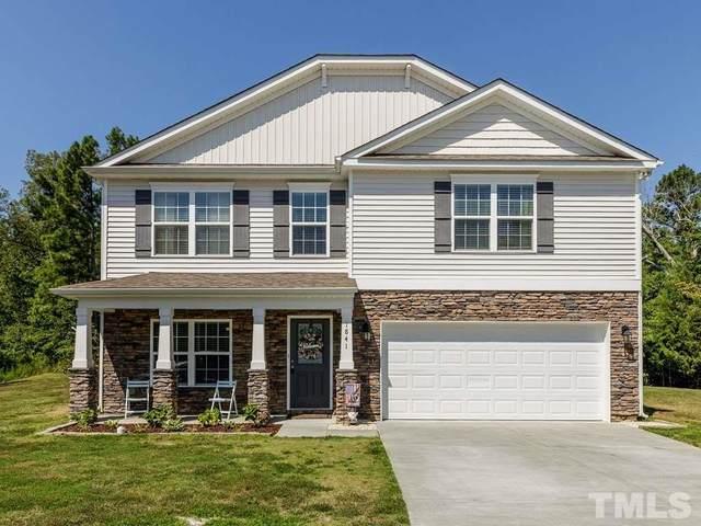 1841 Fillmore Drive, Creedmoor, NC 27522 (#2333733) :: Realty World Signature Properties