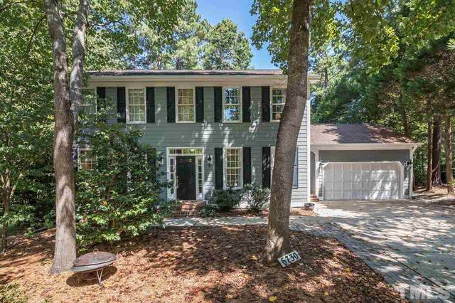 6730 Glen Forrest Drive, Chapel Hill, NC 27517 (#2333743) :: Marti Hampton Team brokered by eXp Realty