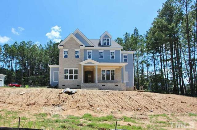 3525 Estates Edge Drive, New Hill, NC 27562 (#2333784) :: Rachel Kendall Team