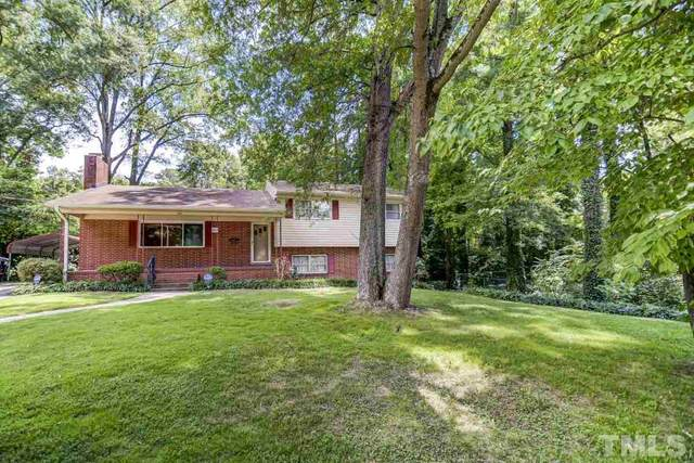 803 W Maynard Avenue, Durham, NC 27704 (#2333809) :: Triangle Top Choice Realty, LLC