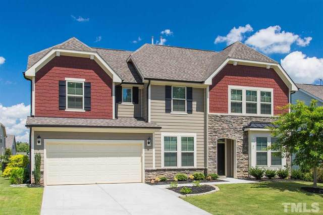 27 Needham Lane, Clayton, NC 27527 (#2333825) :: Real Estate By Design