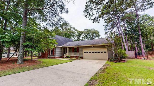 305 Maplewood Drive, Goldsboro, NC 27534 (#2333831) :: Dogwood Properties