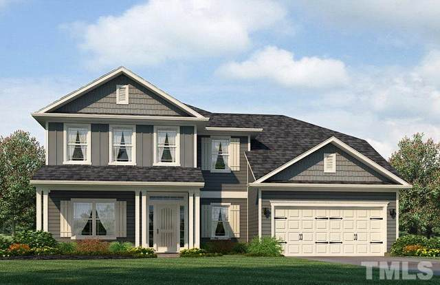 19 Newport Landing, Garner, NC 27529 (#2333849) :: Realty World Signature Properties