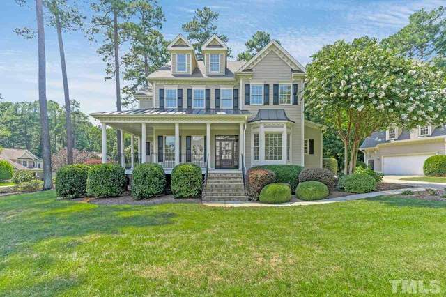 8300 Covington Hill Way, Apex, NC 27539 (#2333875) :: Bright Ideas Realty