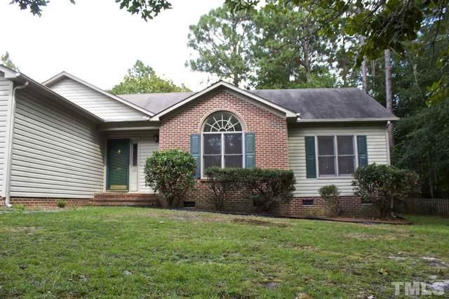 141 Wood Run Drive, Sanford, NC 27332 (#2333893) :: Dogwood Properties