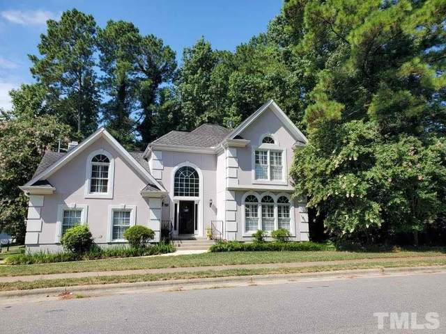 2804 Coxindale Drive, Raleigh, NC 27615 (#2333930) :: Realty World Signature Properties