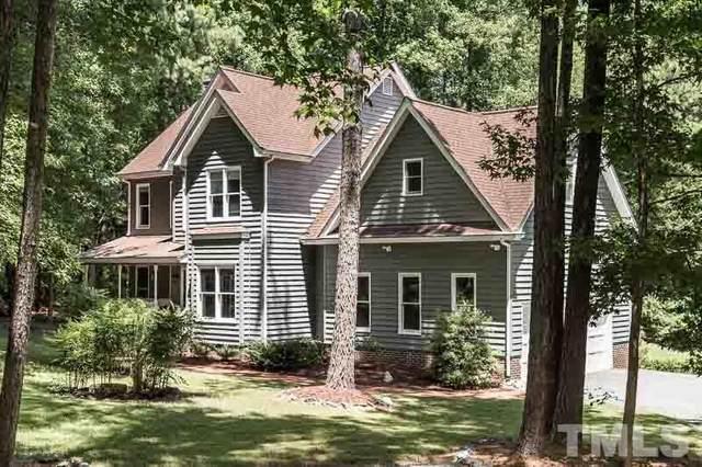 104 Lake Court, Chapel Hill, NC 27516 (#2333931) :: The Jim Allen Group