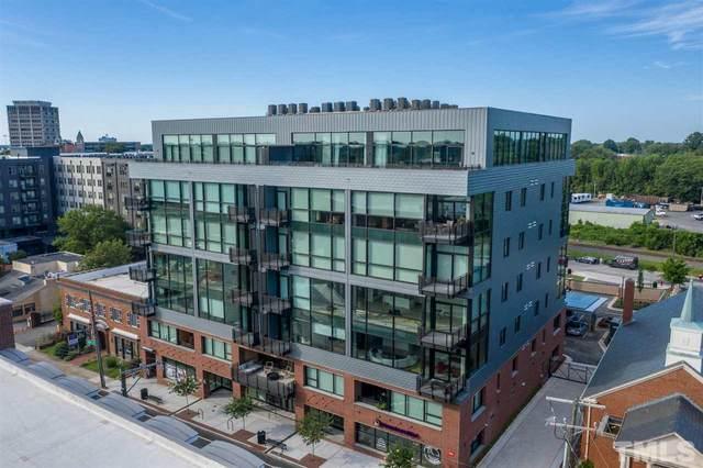 1105 W Main Street #502, Durham, NC 27701 (#2333936) :: Real Estate By Design