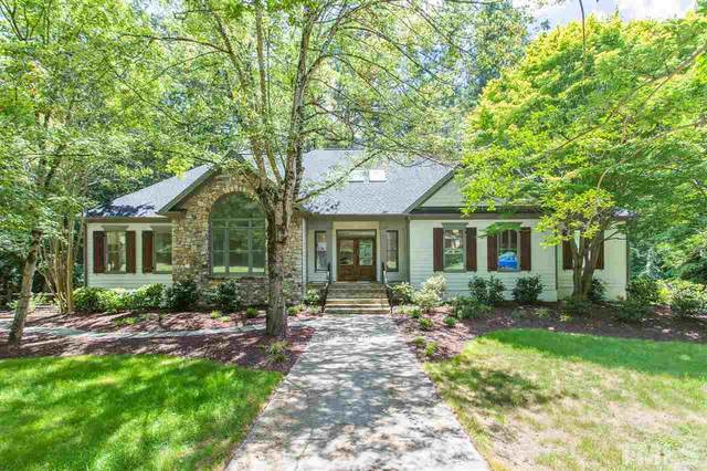 101 Antler Point Road, Chapel Hill, NC 27516 (#2333952) :: The Jim Allen Group