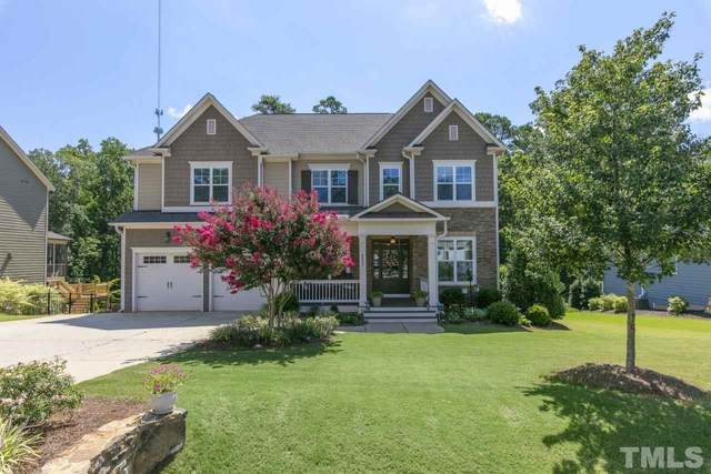 4557 Brighton Ridge Drive, Apex, NC 27539 (#2333958) :: Dogwood Properties