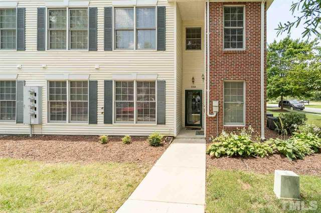 2214 Kudrow Lane #2214, Morrisville, NC 27560 (#2333978) :: M&J Realty Group
