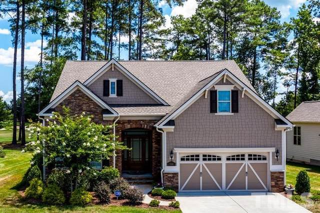 7416 Hasentree Way, Wake Forest, NC 27587 (#2333985) :: Realty World Signature Properties