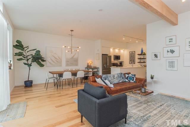 515 N Mangum Street #18, Durham, NC 27701 (#2334006) :: Real Estate By Design