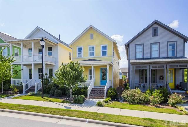 2094 Great Ridge Parkway, Chapel Hill, NC 27516 (#2334009) :: Realty World Signature Properties
