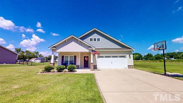 202 Mill Stone Drive, Goldsboro, NC 27530 (#2334029) :: Dogwood Properties