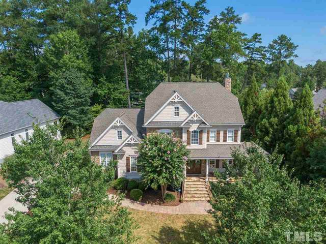34 Forked Pine Court, Chapel Hill, NC 27517 (#2334048) :: Realty World Signature Properties