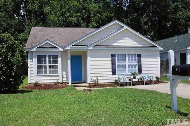 826 Homestead Park Drive, Apex, NC 27502 (#2334052) :: M&J Realty Group