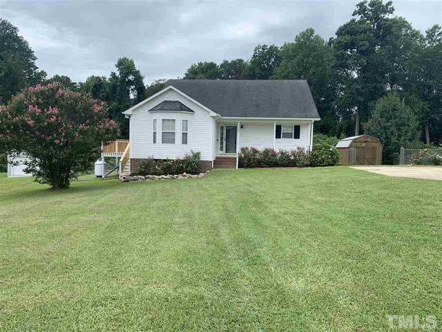 120 Hunter Court, Four Oaks, NC 27524 (#2334054) :: RE/MAX Real Estate Service
