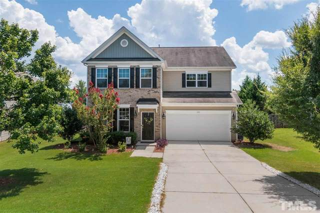 105 Holly Blossom Drive, Durham, NC 27703 (#2334070) :: M&J Realty Group