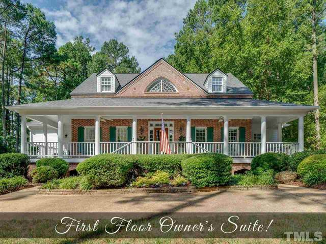 2516 Canonbie Lane, Wake Forest, NC 27587 (#2334093) :: Realty World Signature Properties