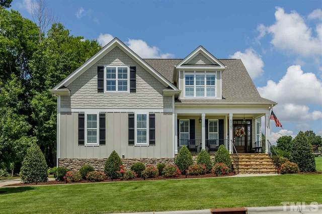 5720 Brayton Park Place, Holly Springs, NC 27540 (#2334101) :: Rachel Kendall Team