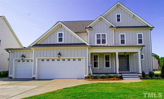 5833 Cleome Court, Holly Springs, NC 27540 (#2334108) :: Rachel Kendall Team