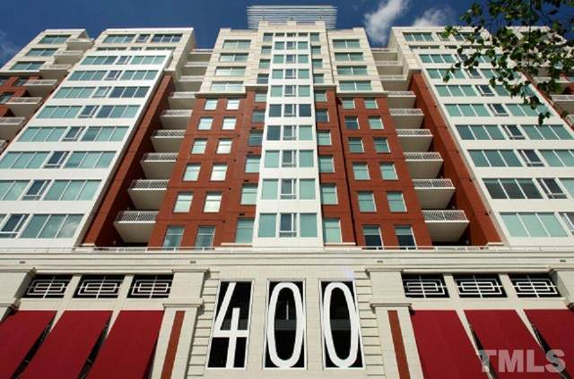 400 W North Street #1620, Raleigh, NC 27603 (#2334114) :: Dogwood Properties