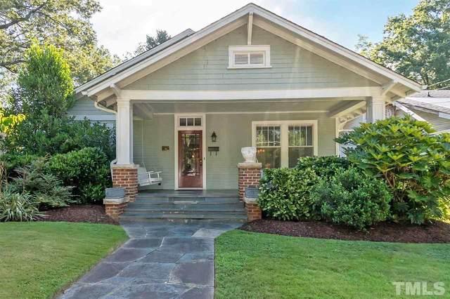 1206 Filmore Street, Raleigh, NC 27605 (#2334119) :: Dogwood Properties