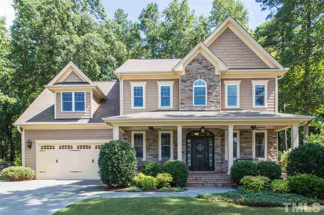 605 Opposition Way, Wake Forest, NC 27587 (#2334139) :: Raleigh Cary Realty