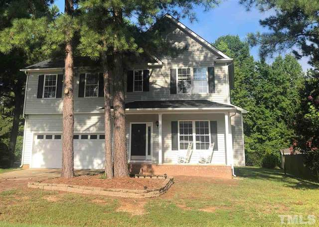 171 Holding Young Road, Youngsville, NC 27596 (#2334146) :: The Jim Allen Group