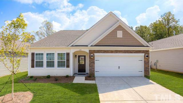 2744 Spring Valley Drive #57, Creedmoor, NC 27522 (MLS #2334171) :: On Point Realty