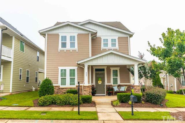533 Duchart Lane, Fuquay Varina, NC 27526 (#2334202) :: Real Estate By Design