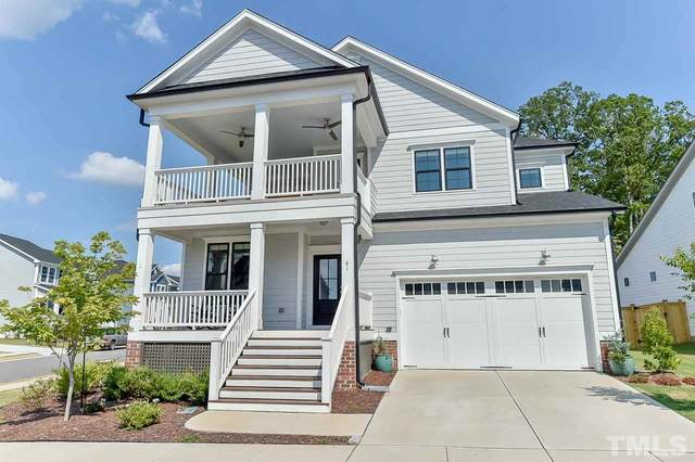 41 Chapel Lawn Avenue, Chapel Hill, NC 27516 (#2334224) :: M&J Realty Group