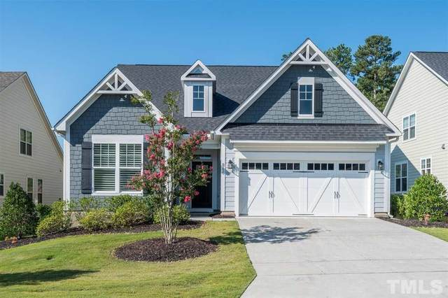 840 Dovetail Meadow Lane, Wake Forest, NC 27587 (#2334248) :: Realty World Signature Properties