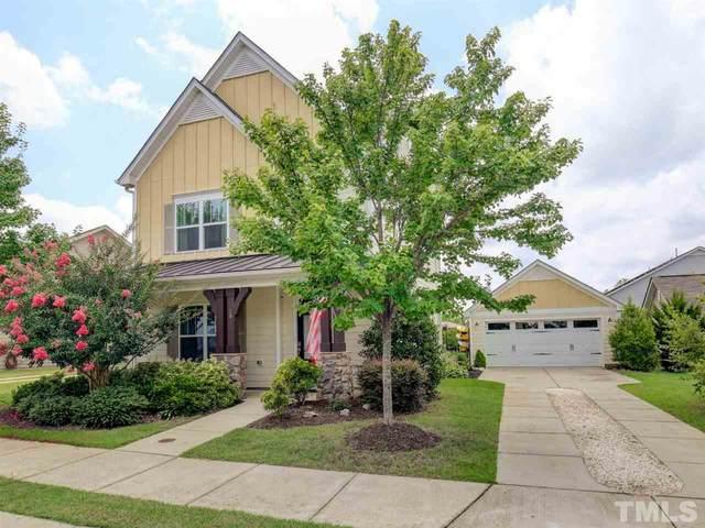 59 Heathwood Drive, Clayton, NC 27527 (#2334251) :: Dogwood Properties