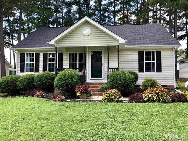 2005 Ballston Place, Knightdale, NC 27545 (#2334257) :: M&J Realty Group