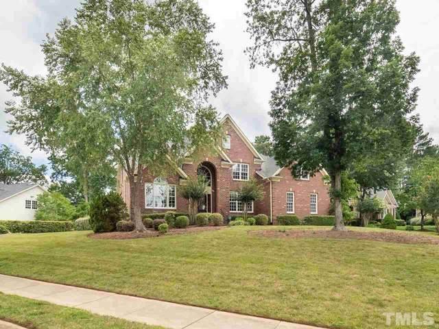 10601 Timberknoll Drive, Raleigh, NC 27617 (#2334261) :: Classic Carolina Realty
