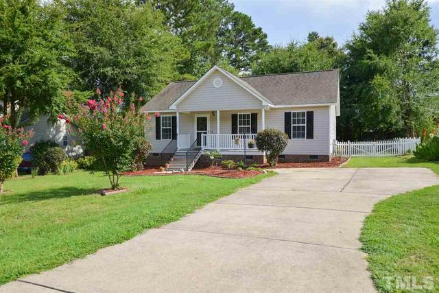 142 Creekside Drive, Four Oaks, NC 27524 (MLS #2334266) :: The Oceanaire Realty