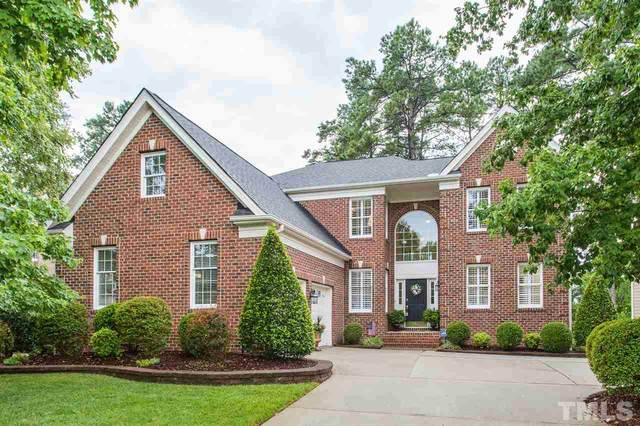 9213 Sanctuary Court, Raleigh, NC 27617 (#2334272) :: Dogwood Properties