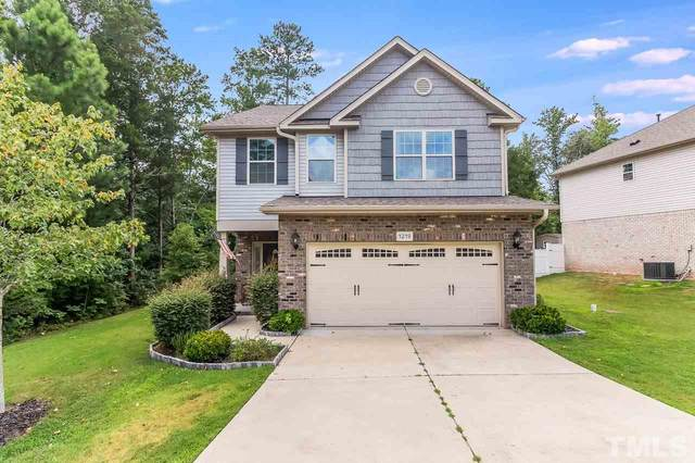 1219 Shining Water Lane, Creedmoor, NC 27522 (#2334315) :: M&J Realty Group