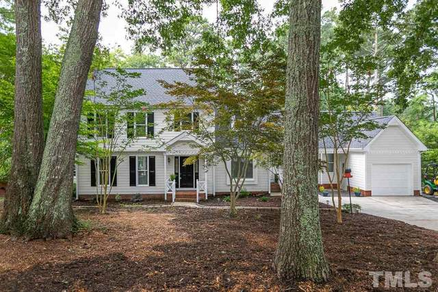 2521 Howard Road, Raleigh, NC 27613 (#2334320) :: Realty World Signature Properties
