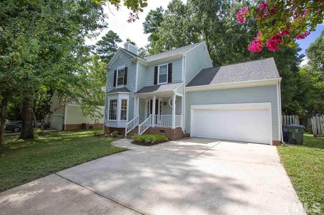 9513 Berryville Court, Raleigh, NC 27617 (#2334337) :: Saye Triangle Realty