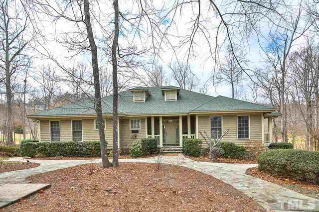 11468 Club Drive, Chapel Hill, NC 27517 (#2334383) :: Spotlight Realty