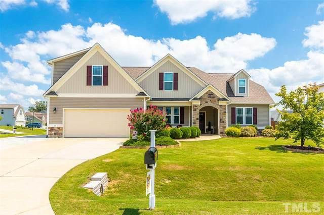 53 Colson Drive, Garner, NC 27529 (#2334429) :: Dogwood Properties