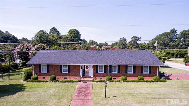 909 W Cole Street, Dunn, NC 28334 (#2334433) :: Raleigh Cary Realty